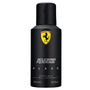 Black Deodorant vapo 150 ml