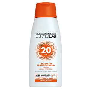 Sun Milk SPF 20 200 ml Zonnebrand