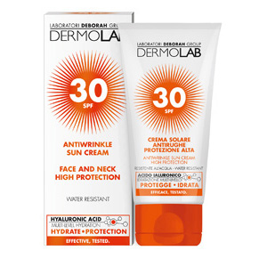 Sun Cream SPF 30 Zonnebrand – 50 ml