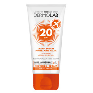 Travel Size Sun Cream SPF 20 50 ml Zonnebrand