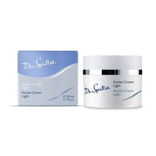 Spiller Azulen light creme 50ml